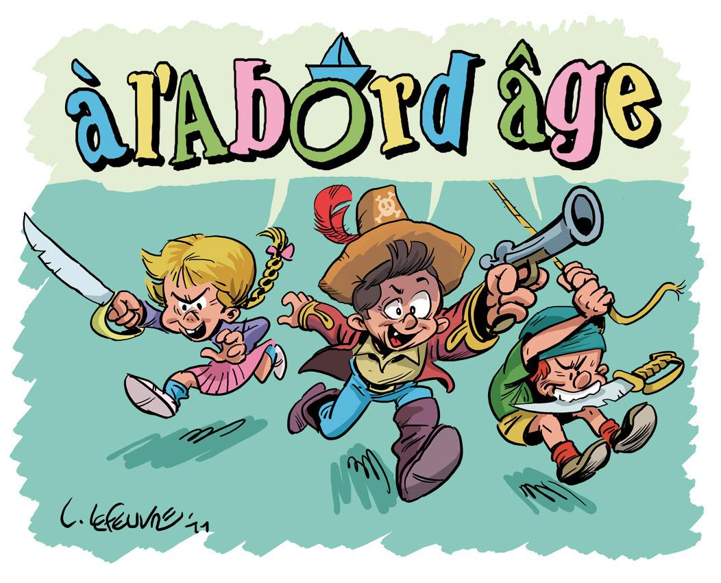 A l'Abord'âge ! Un café pour les enfants et leurs parents