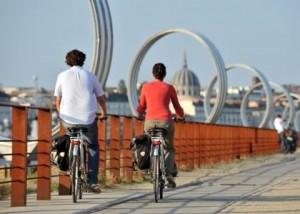 ville au vélo
